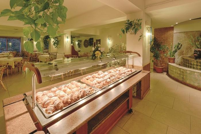 scheda descrizione Antares Hotel - Norma Vacanze